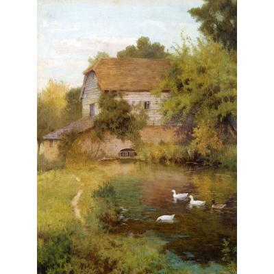 William Affleck – The Mill Pond